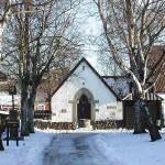 Mariakapellet på Borgarsyssel Museum pusses opp til jubileet